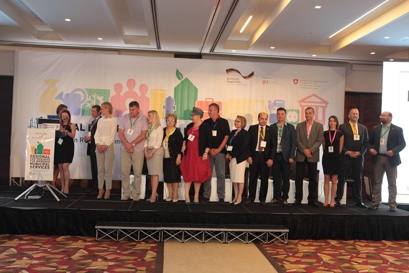 1. Regional Conference in Sarajevo