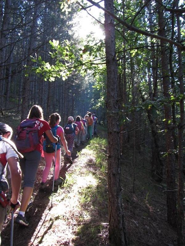 1. 2nd Regional Children Mountaineers Camp