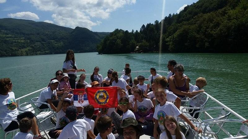 2. 2nd Regional Children Mountaineers Camp
