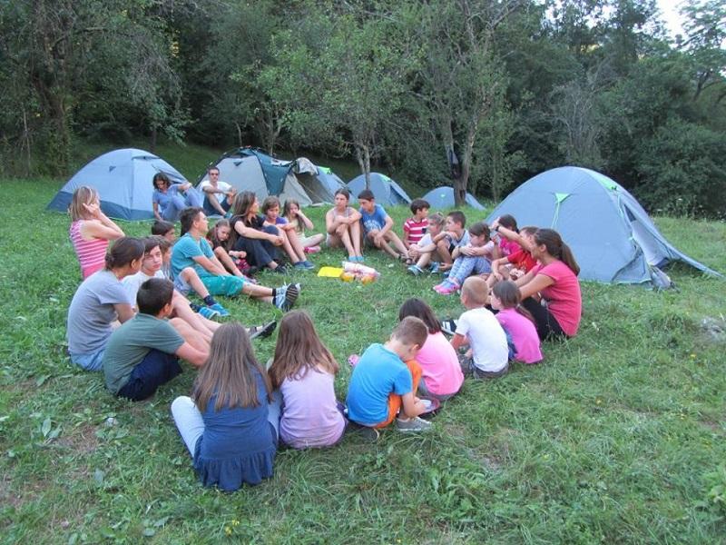 3. 2nd Regional Children Mountaineers Camp