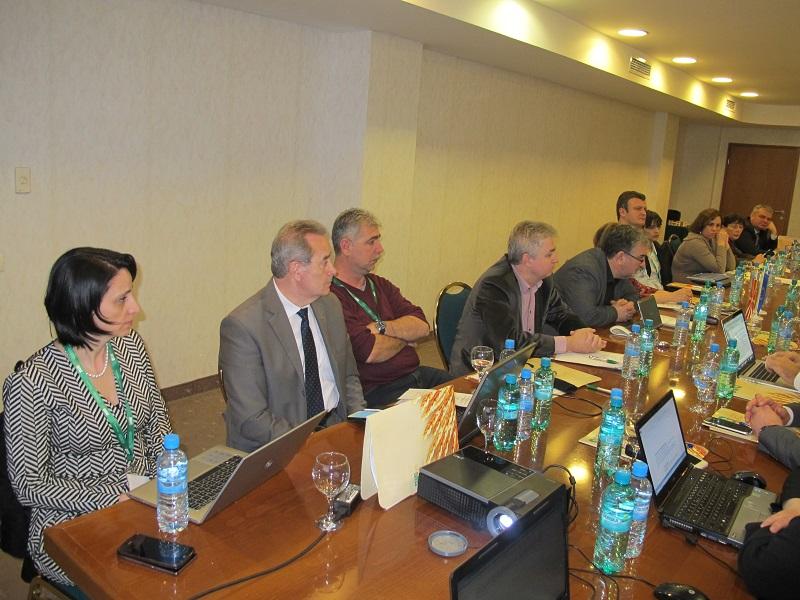 2. REAWG meeting in Skopje