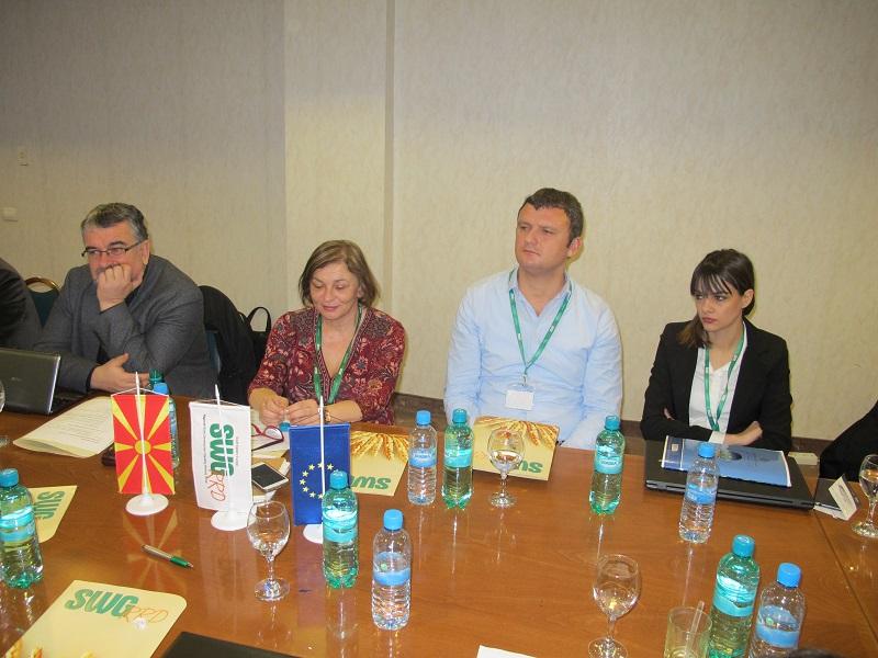 3. REAWG meeting in Skopje