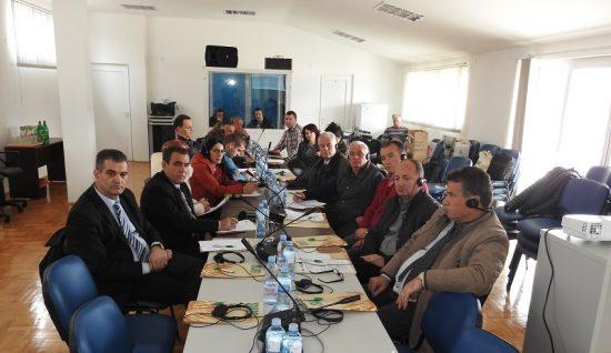 1. 5th SHG meeting in Prokletije-Bjeshket e Namuna