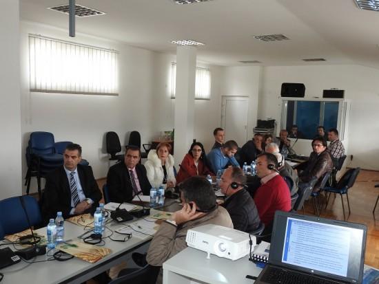 2. 5th SHG meeting in Prokletije-Bjeshket e Namuna