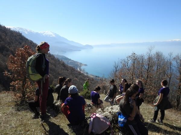 2. Outdoor camp Lagadin