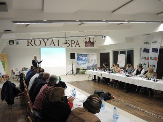 1. Workshop in Banja Koviljaca