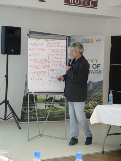 2. Workshop in Banja Koviljaca