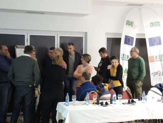 3. Workshop in Banja Koviljaca