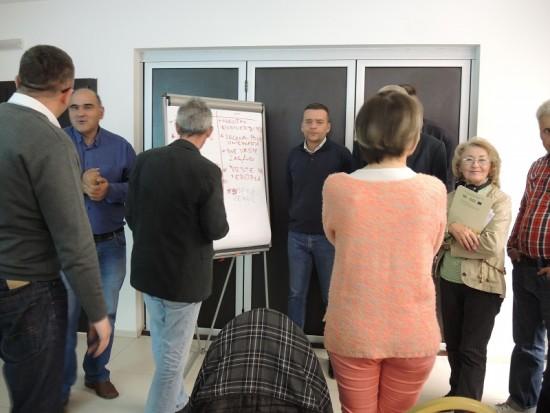 4. Workshop in Banja Koviljaca