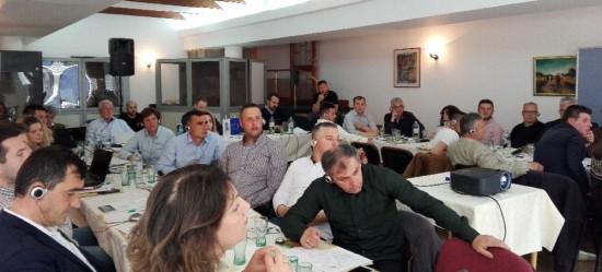 2. Capacity building workshop in Mavrovo
