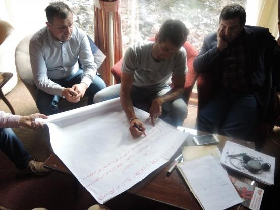 4. Capacity building workshop in Mavrovo